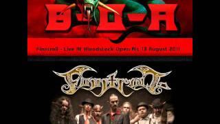 Finntroll - Live At B.O.A (2011)  - Mot Skuggornas Värld