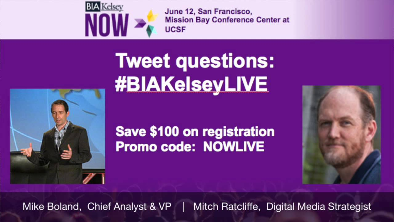 BIA/Kelsey NOW