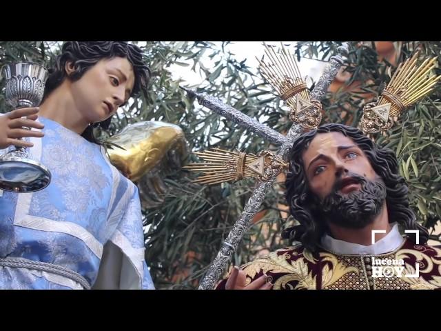 VÍDEO: SEMANA SANTA 2017: Domingo de Ramos en Lucena: Oración en el Huerto
