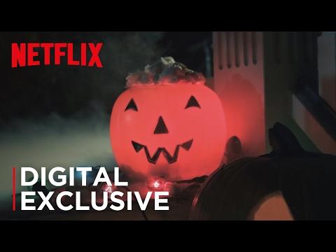 Netflix Halloween Doorbell  Netflix