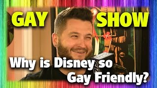 What Makes Disney So Gay Friendly?   The Gay Show   Pilot Episode