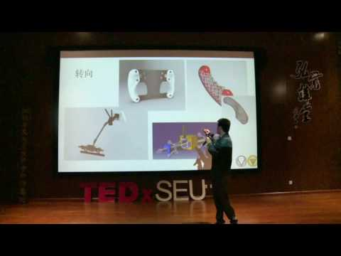 Balance between work and life | Shuyang An | TEDxSEU