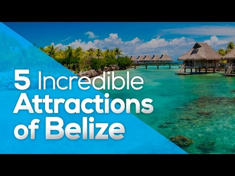 5 INCREDIBLE ATTRACTIONS OF BELIZE /WHYGO /TRAVEL /CARIBBEAN