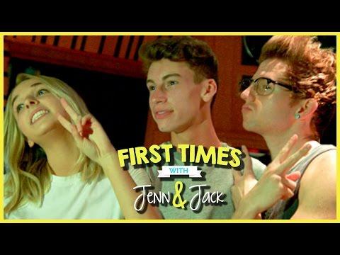JENNXPENN & THATSOJACK SING W/ RICKY DILLON   FIRST TIMES EP. 3