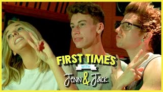 Gambar cover JENNXPENN & THATSOJACK SING W/ RICKY DILLON | FIRST TIMES EP. 3