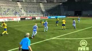 FIFA 11 - Top 25 Goals || HD