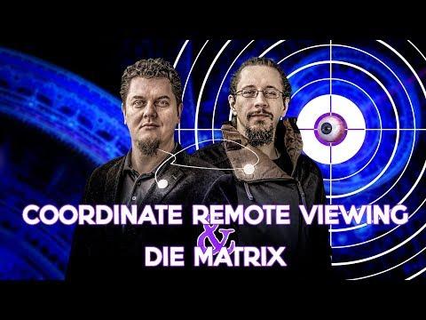014 - Coordinate Remote Viewing & die Matrix. Lokalisierungen, Timelines und Bilokation