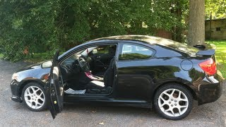 2006 Black Scion TC - Used Cars Hudson Valley