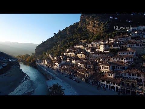 Berat, Abania (UNESCO World Heritage)