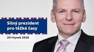 Jiří Hynek - silný prezident pro těžké časy