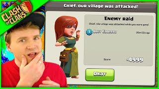 I CANT TAKE MUCH MORE OF THIS... ▶️ Clash of Clans ◀️ (worst nightmare come true)