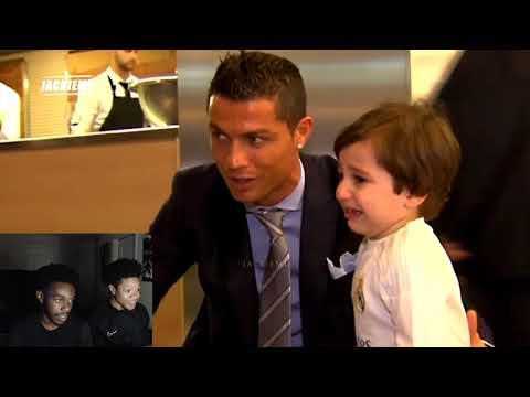 Cristiano Ronaldo Respect Moments!! (Reaction)