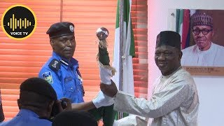 Breaking: New IGP Promise To Clamp Down On Politicians