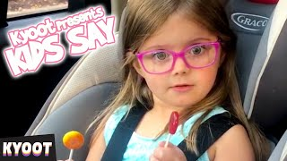Kids Say The Darndest Things 103 | Funny Videos | Cute Funny Moments