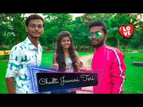 Chadti Jawani Teri || Cover Video || True Love Story || Ankit Creation