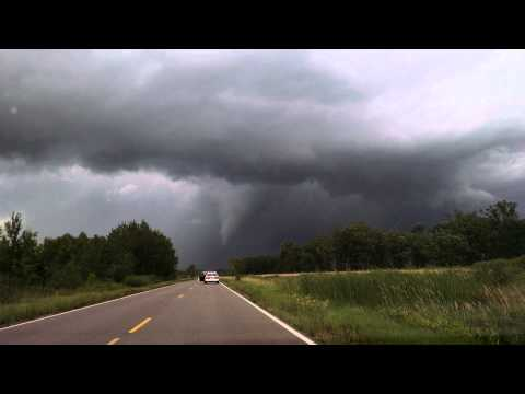 Tornado Benton County 8/24/14 Part 2