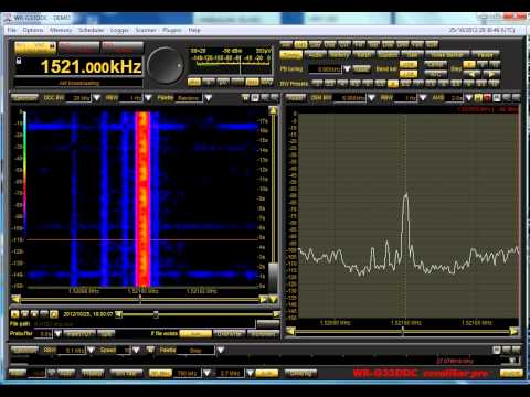 1521 khz Radio China International 25.10.2012. 1800UTC
