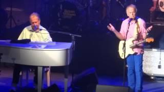 Brian Wilson, Beach boys, in Lyon (concert 17 july 2017)