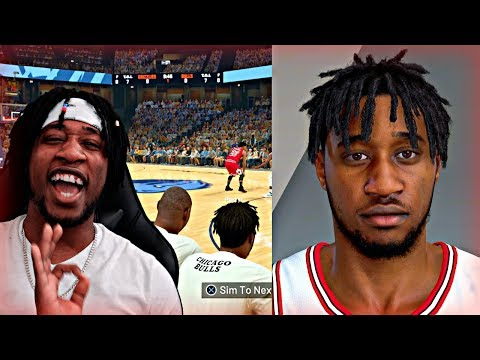 I GOT MY NEW FACE SCAN!! MY 1ST GAME IN THE NBA COMING OFF THE BENCH! - NBA 2K20 MyCAREER