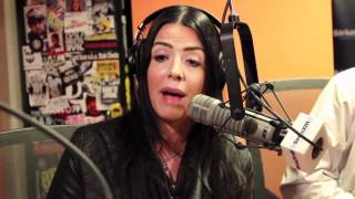 RAMONA RIZZO OF VH1 MOB WIVES SPEAKS ON BEING HELD CAPTIVE, DRITA RAPPING & VICTORIA GOTTI HATING