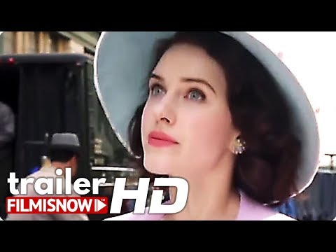 THE MARVELOUS MRS. MAISEL Season 3 Trailer (2019) Prime Video Series