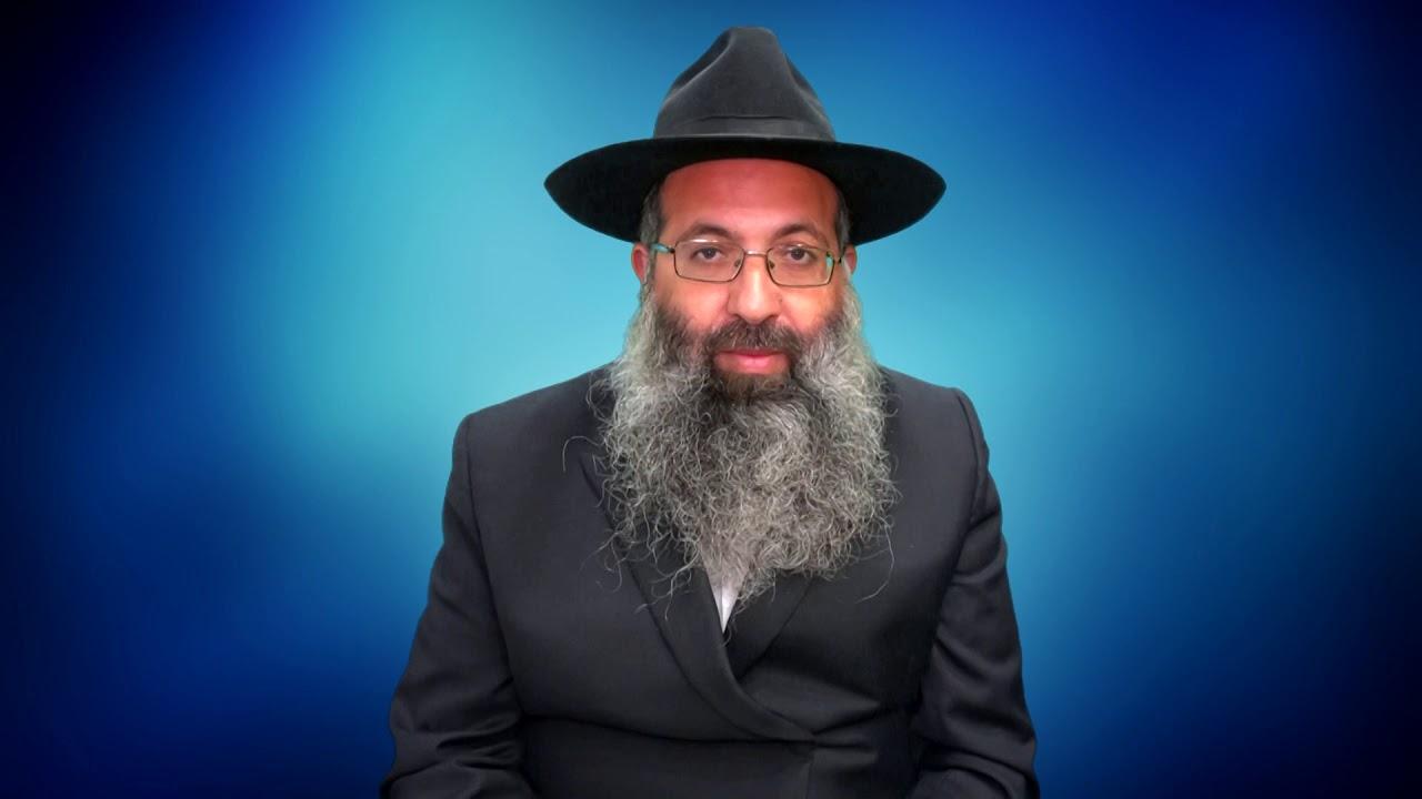 הרב מאיר גבאי - חובת הלבבות | שיעור 25