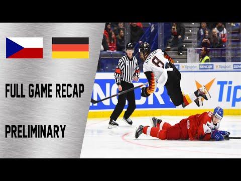 Germany vs Czech Republic Full Game Highlights | December 28, WJC 2020