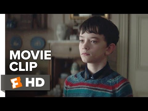 A Monster Calls Movie CLIP - Don't Touch Anything (2017) - Sigourney Weaver Movie
