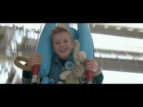 NSPCC Alfie the 7 year old astronaut - TV advert