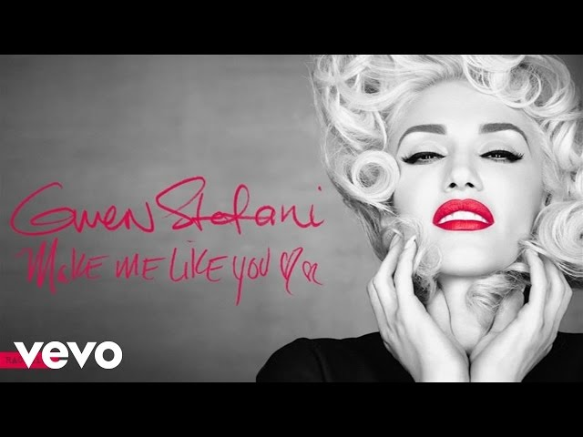 Gwen Stefani - Make Me Like You (Audio/RAC Mix)