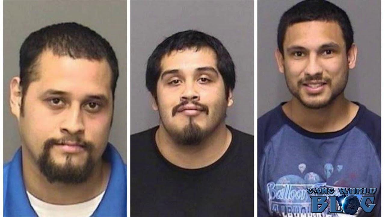 3 Nortenos arrested in Merced, California - YouTube