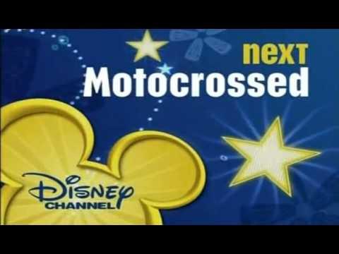 Disney Channel UP NEXT: Motocrossed Variant: 2007Disney Channel Movie  20072008