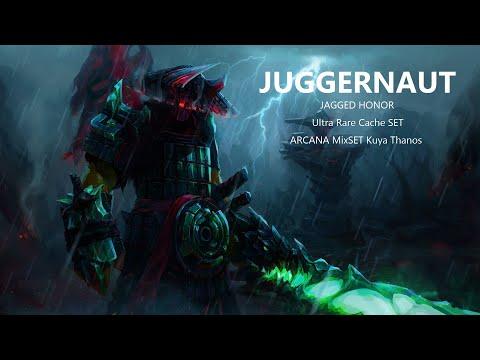 Juggernaut Jagged Honor Arcana Mix Set And Gameplay with Kinect Gem  