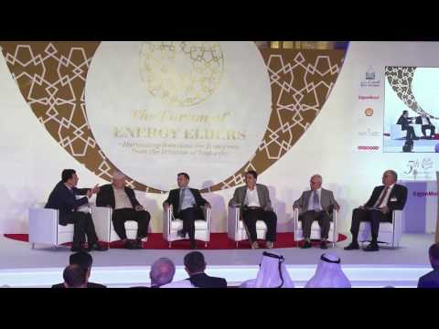 Panel Discussion on Solutions for Tomorrow from Yesterday at The Forum of Energy Elders