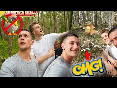 Download Youtube: WE FOUND A KANGASKHAN IN REAL LIFE! + FARFETCH'D IS GONE (sad face)