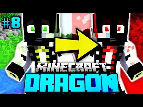 ROMAN wird GEKLONT?! - Minecraft Dragon #08 [Deutsch/HD]