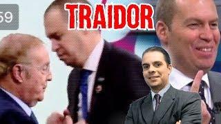 Como Fue la Traición de Andre Marín a Jose Ramon y el por qué Martinoli no lo Soporta Boser Salseo