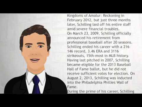 Curtis Montague Schilling - Wiki Videos