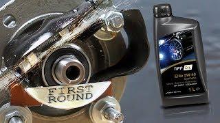 Tipp Oil Elite 5W40 Jak skutecznie olej chroni silnik?