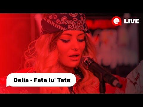 Delia - Fata lu' Tata |LIVE IN GARAJ