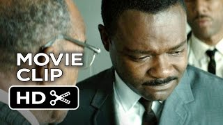Selma Movie CLIP - First to Cry (2015) - David Oyelowo, Common Movie HD