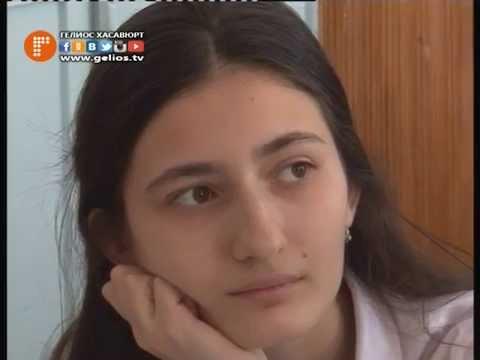Учительница из Хасавюрта получила именные часы из рук главы республики Дагестан