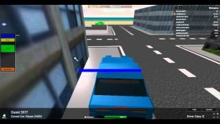 [Z.R.G] the ROBLOX game #2 (the ride)
