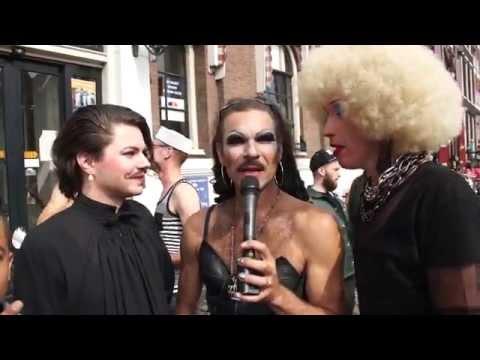 Amsterdam Gay Pride 2015: Canal Parade