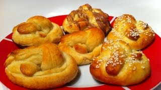 How To Make Pretzels (soft & Buttery)