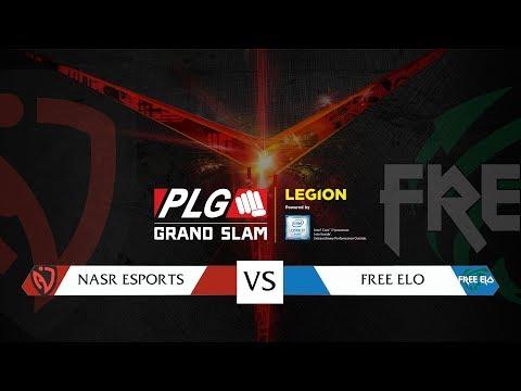 2017 PLG Grand Slam with LoL | Grand Finals | Nasr eSports vs Free Elo