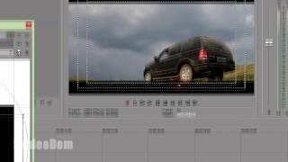 видеоуроки sony vegas / Latterbox (черные рамки в видео)