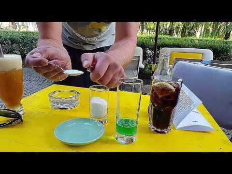 Cum se bea absint