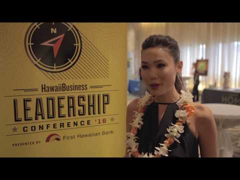Hawaii Business Magazine Leadership Lesson: Emma Wo