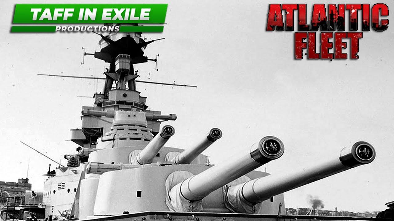Atlantic Fleet    Battle of the Atlantic - Kriegsmarine #27   Spotting an Old Adversary!